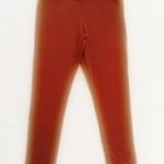 GP-082 (5Y,7Y) กางเกงเลคกิ้ง Nike สีน้ำตาล ปักแบรนด์ Nike สีชมพู