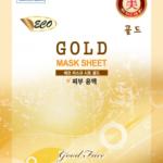 พร้อมส่ง GOOD FACE Gold Mask Sheet