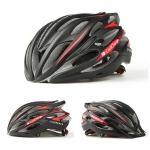 Cool Change หมวกกันน็อคขี่จักรยาน (สีดำขลิบแดง)