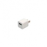 USB Power Adapter Charger for iPod iPhone 3G and iPhone 4G with Green Dot