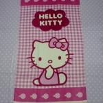 ผ้าเช็ดตัวผืนใหญ่ คิตตี้ kitty#4 ขนาด 150 * 75 ซม.