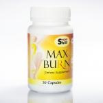 Max Burn (แม็ค เบิร์น) สุดยอดสมุนไพรลดน้ำหนัก สำหรับคนดื้อยา