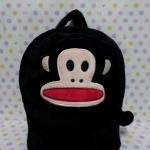 กระเป๋าเป้สะพายหลังใบเล็ก พอลแฟรงค์ paul frank#2 ขนาด กว้าง 10 ซม. * ยาว 20 ซม. * สูง 25 ซม. สำหรับเด็กอนุบาล 3-4 ขวบ