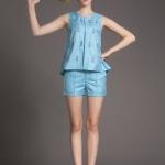 แพทเทิร์นเสื้อ+กางเกงSET033