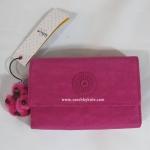 อยู่ USA : กระเป๋าสตางค์ Kipling PIXI Color485 Very Berry