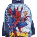 กระเป๋าเป้สะพายหลัง ลายนูน 3D สไปเดอร์แมน Spiderman ขนาดสูง 14 นิ้ว