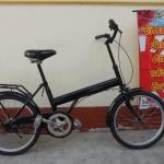 จักรยานญี่ปุ่น ล้อ 20 พับไม่ได้ ไม่มีเกียร์