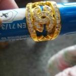 แหวนชาแนลเพชร เบอร์ 61