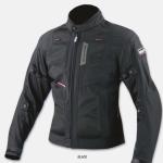 เสื้อการ์ด Komine JK-031 (ผู้ชาย) สีดำและสีครีม
