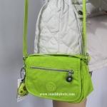 สินค้าอยู่ USA : กระเป๋า Kipling AC7240 Sabian Color321 CITRON สีเขียว