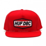 หมวก HUF Fuel Snapback Red