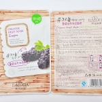 Fruit Obsession Moisturizing Mask Sheet Grape