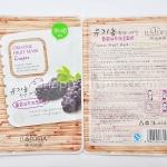 Fruit Obsession Moisturizing Mask Sheet Grape