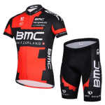 ชุดปั่นจักรยาน ยี่ห้อ BMC