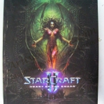 StarCraft II: Heart of the Swarm Artbook