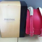 กระเป๋านักเรียนญี่ปุ่น red 001