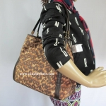 กระเป๋า COACH 32410 LIMTI Ocelot Print Madison Phoebe Shoulder Bag