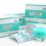 Yume Collagen 1 กล่อง 30 ซอง 16,000 mg. สูตร MaxxiDose