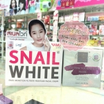 snail white + pico mask