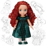 "Disney animators' correction Merida doll-16"" ของแท้จาก Disney อเมริกา"