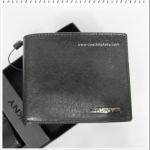 อยู่ไทย : กระเป๋าสตางค์ พร้อมพวงกุญแจ DKNY BOXSET006 BLK001
