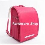 กระเป๋านักเรียนญี่ปุ่น Teddy Bear (Red Rose)
