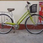 Marukin จักรยานแม่บ้านญี่ปุ่น มีเกียร์ มีไฟ