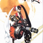 Blade And Soul Artbook 2  ;  character design of Hyung-Tae Kim