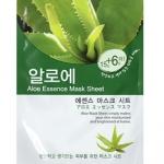พร้อมส่ง Charming Aloe Essence Mask Sheet