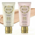 T120 Mille Whitening Rose BB Cream SPF 30 PA ++ 30 g. มิลเล่ บีบี ครีม
