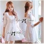 Lady Kristen Sweet Princess Alike Lace Dress