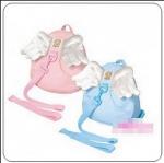 เป้จูงเด็กกันหลงทาง เป็นแบบกระเป๋าสะพายหลัง ปีกนางฟ้าสีฟ้า Baby Angle Anti Lost