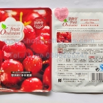 Fruit Obsession Moisturizing Mask Sheet มาร์คเชอรี่