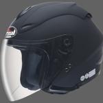 หมวกกันน็อค Real GJ-603 สีดำด้าน