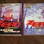 ZERO นักสู้เหนือมนุษย์ เล่ม 1-2