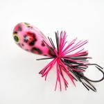 LEOPARD frog (Pink)