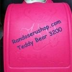 Teddy Bear Red Rose (กระเป๋านักเรียนญี่ปุ่น)