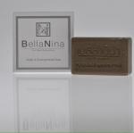 BellaNina Ginger & Ginseng Herbal Soap 80g. เบลล่านีน่า สบู่อาบน้ำสมุนไพรขิงผสมโสมเกาหลี