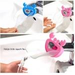 ตัวต่อก็อกน้ำล้างมือสำหรับเด็ก ลายปู