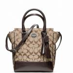 กระเป๋า COACH F48879 SKHMA LEGACY Tanner Crossbody Mini Tote Bag