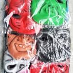 หน้ากากยาง ( ราคาสินค้าต่อแผง)