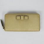 กระเป๋า COACH F51668 IMGLD Darcy Bow Accordion Zip Around Wallet