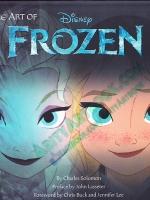 หนังสือภาพThe Art of Frozen(ปกแข็ง)