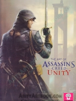 ASSASSIN'S CREED UNITY ARTBOOK