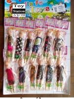 ตุ๊กตาบาร์บี้ (ราคาสินค้าต่อแผง)