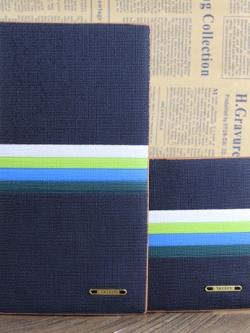 กระเป๋าสตางค์แนวเกาหลี Bogesi ดีไซส์สลับสี <มี4แบบ>