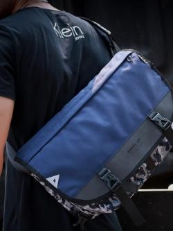 กระเป๋าสะพายเกาหลี สีตามรูป แต่งลายพราง ดีไซน์ฝาปิดกระเป๋า