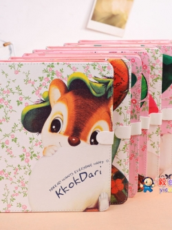iPad mini Case เกาหลี การ์ตูนลายบันนี่น่ารัก Korea limited edition bunny
