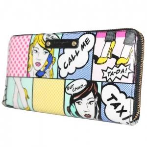 กระเป๋าสตางค์ Kate Spade WLRU1796 Neda WLRU1796 pop art multi 974 CH