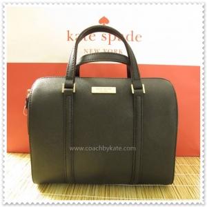 สินค้าอยู่ USA : กระเป๋า Kate Spade WKRU2852 mini Cassie New Bury lane Black 001